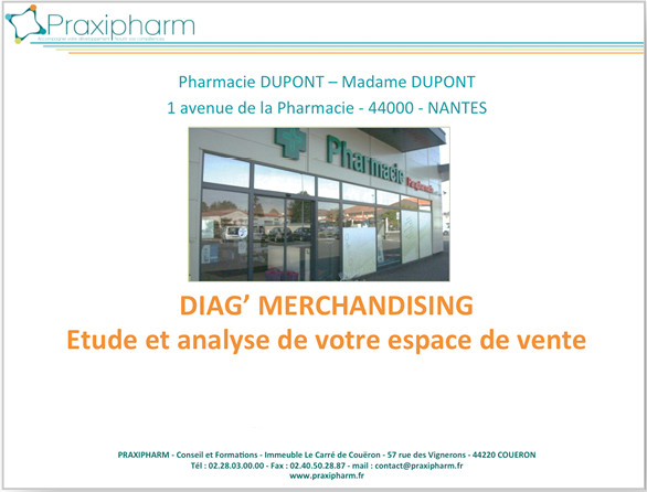 Fiche Technique Diagnostic merchandising1